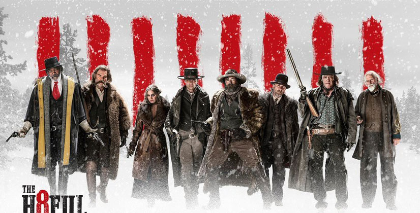 The Hateful Eight Filminden Yeni Poster
