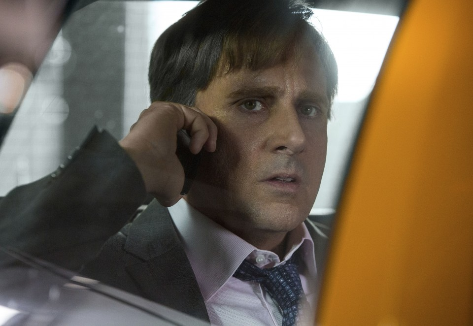 Steve Carell plays Mark Baum in The Big Short from Paramount Pictures and Regency Enterprises
