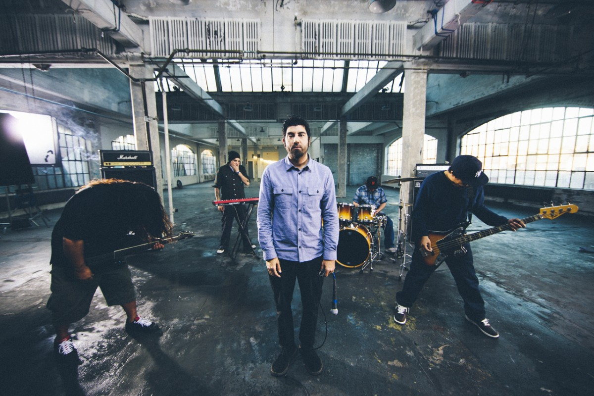 Chino Moreno'dan Yaşamının Arka Planındaki Müzik