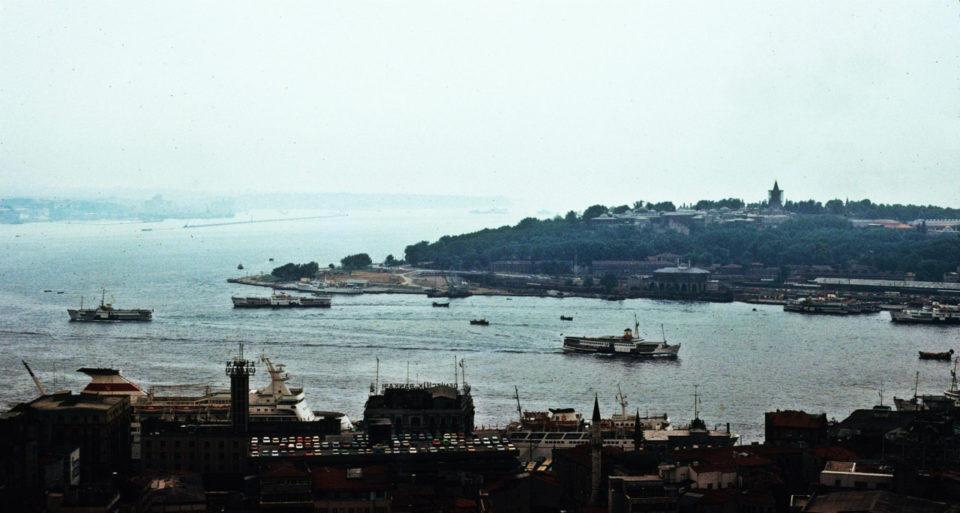 Geçmişten Bugüne İstanbul