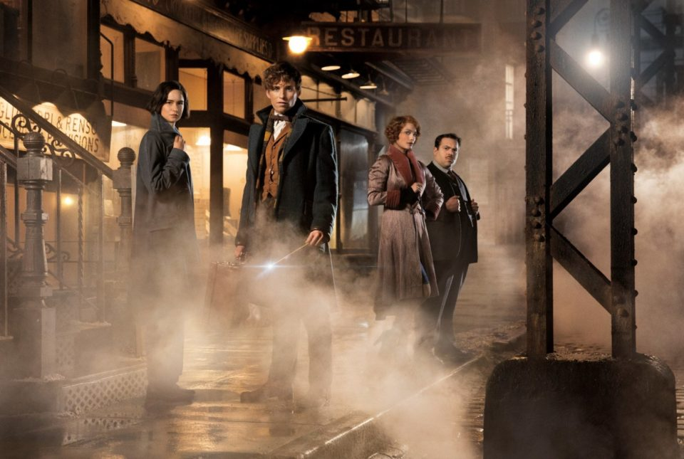 Harry Potter Evreninden Fantastik Canavarlar