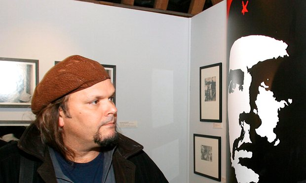 Camilo Guevara March Sergi İçin İstanbul'da