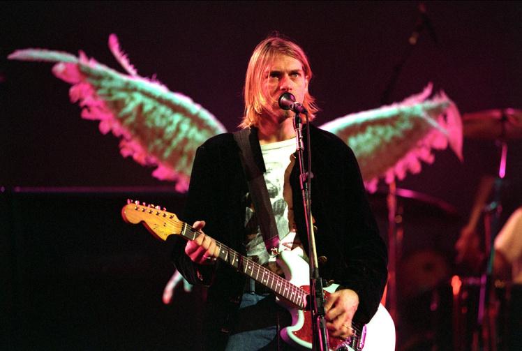 Kurt Cobain Çizgi Romanından Fragman