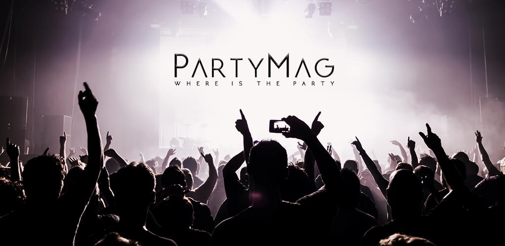 Nereye Gideğini Bilemeyenlere 'Partymag'
