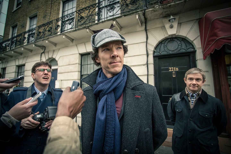 Sherlock'tan Uzun Soluklu Fragman