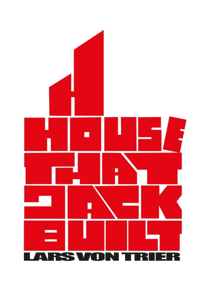 The House That Jack Buit Poster