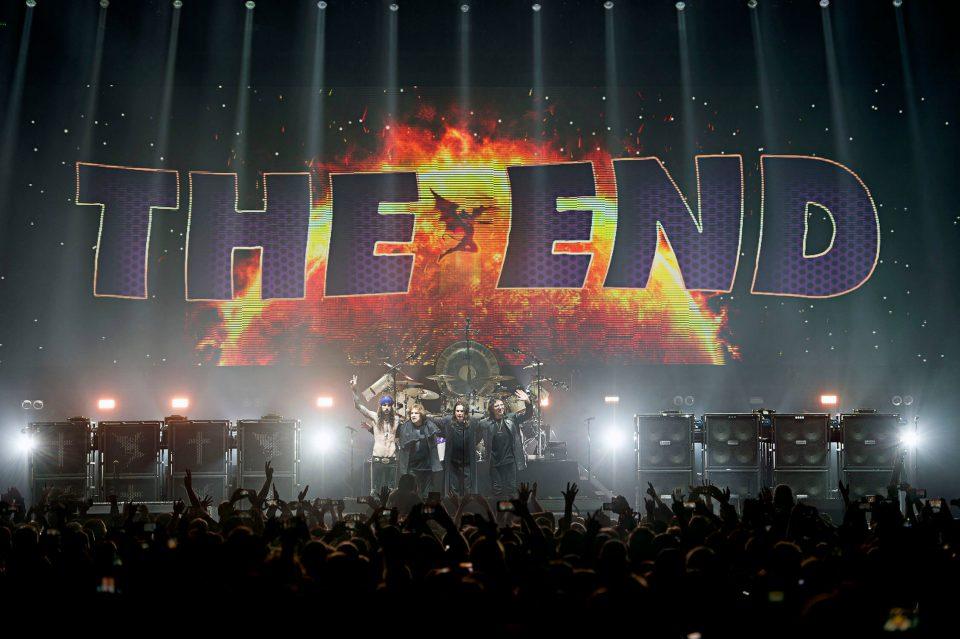 Black Sabbath Son Konser