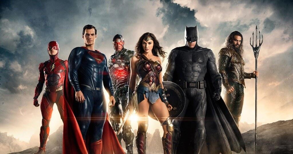 Justice League'in Yeni Fragmanı Yayınlandı