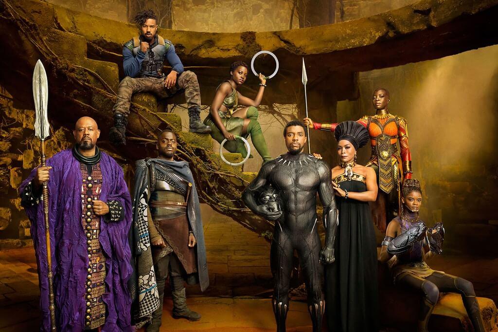 Marvel Yapımı Black Panther Fragman Yayınlandı