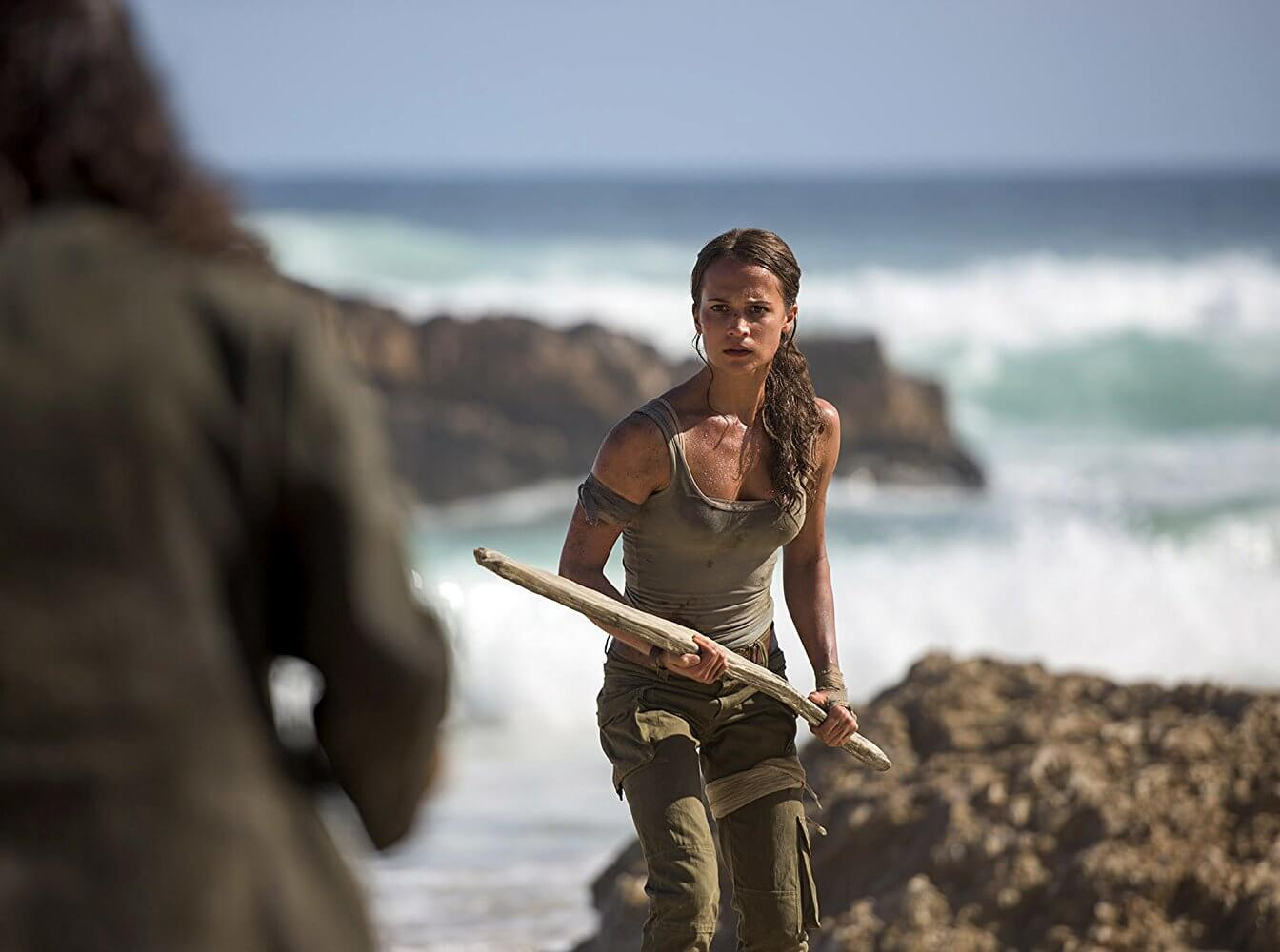 Alicia Vikander'lı Tomb Raider'dan Fragman Yayında