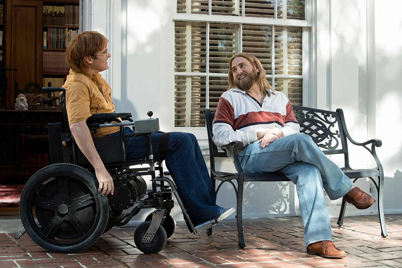 Gus Van Sant'in Yeni Filmi Don't Worry, He Won't Get Far On Foot'tan Fragman