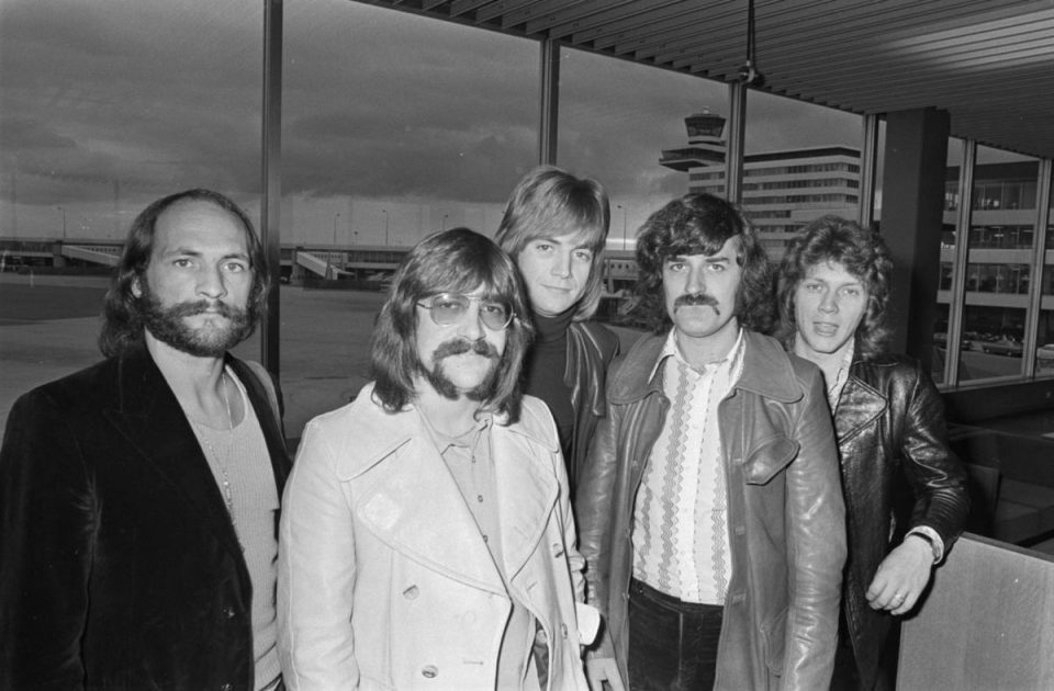 The Moody Blues Band