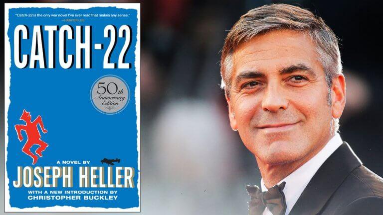 "George Clooney""Catch-22"""