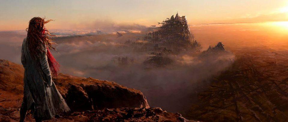 Mortal Engines Peter Jackson