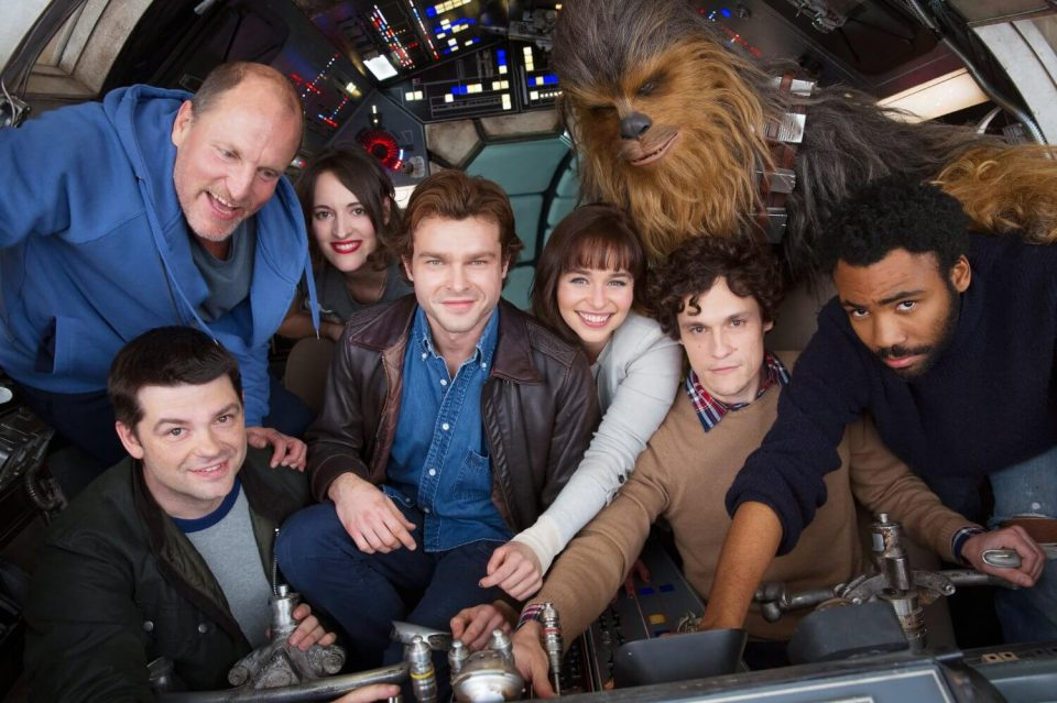 Solo: A Star Wars Story Cast