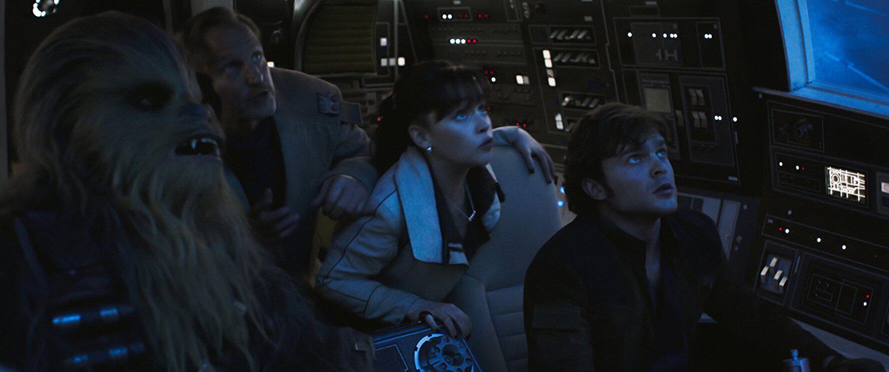 Han Solo Filmi Solo: A Star Wars Story'a Beastie Boys Düzenlemesi