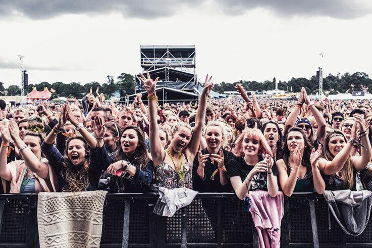 Müzik Festivalleri Cinsiyet Eşitliği için Anlaşıyor