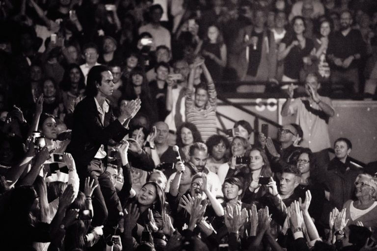 Nick Cave and the Bad Seeds Live