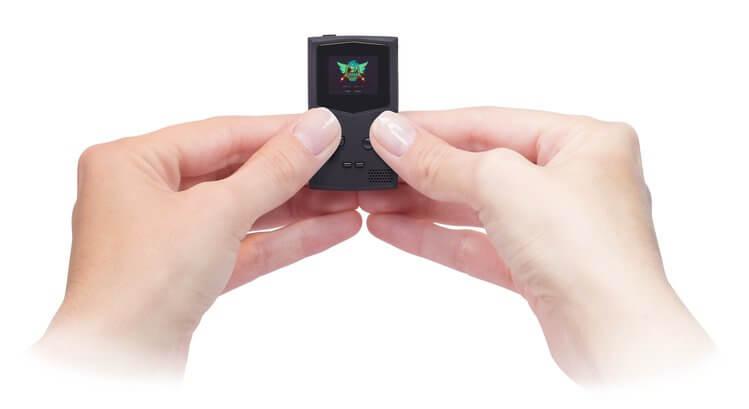 Mini Konsol Game Boy: PocketSprite Geliyor