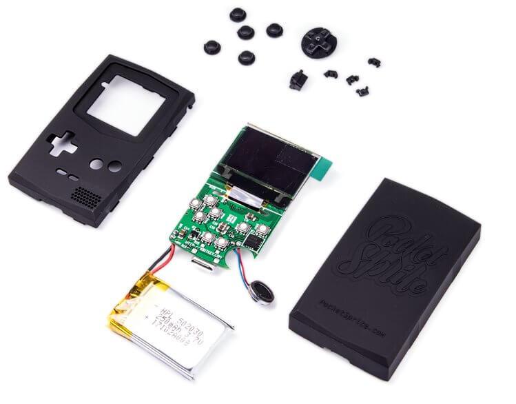 Game Boy - PocketSprite