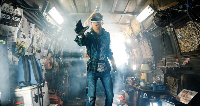 Steven Spielberg - Ready Player One(Başlat)