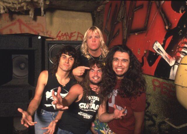 Slayer Yeni Belgeselinden İlk Bölümü Paylaştı