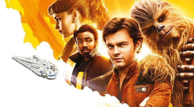 Han Solo: A Star Wars Story Movie