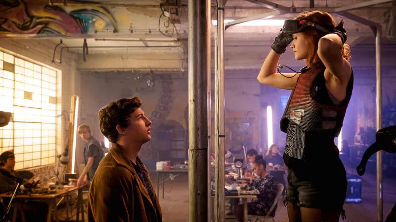 Yönetmenliğinde Steven Spielberg'in Bulunduğu Ready Player One'dan Fragman