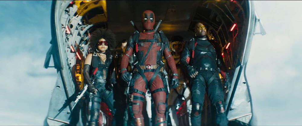 Deadpool 2 Bol Aksiyonlu X-Force Destekli Fragmanı Yayınlandı