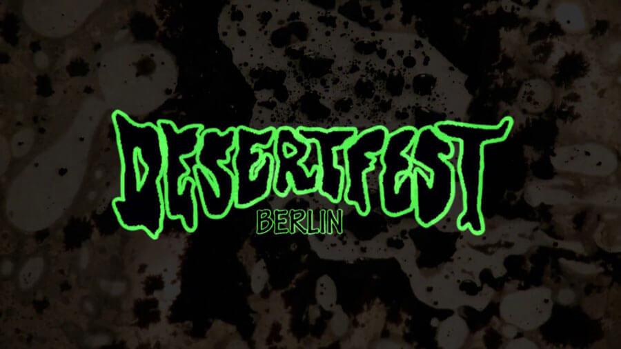 Stoner Rock Festivali Desertfest Berlin 2018'e Az Kaldı
