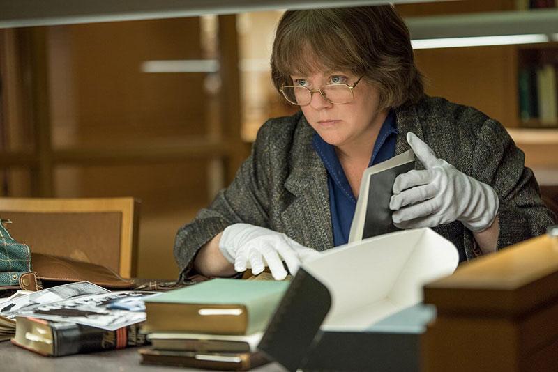 Diary of Teenage Girl'ün Yönetmeninin Yeni Filmi Can You Ever Forgive Me?'den Fragman