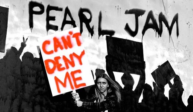 Pearl Jam Yeni Can't Deny Me Şarkısını Paylaştı