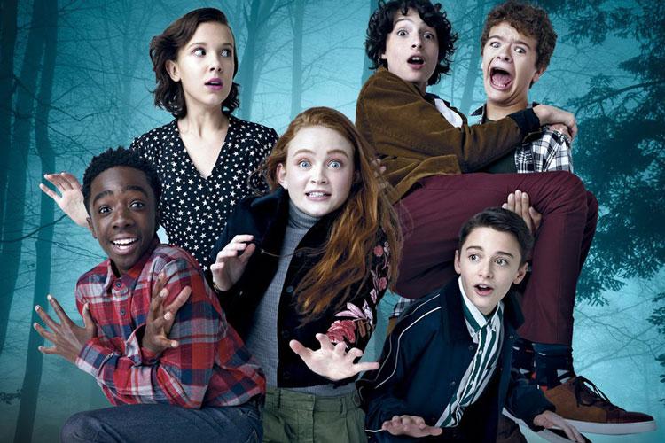 Stranger Things 3. sezon izle