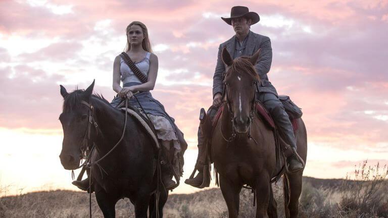 Westworld Dizisinin 2. Sezonundan İlk Fragman