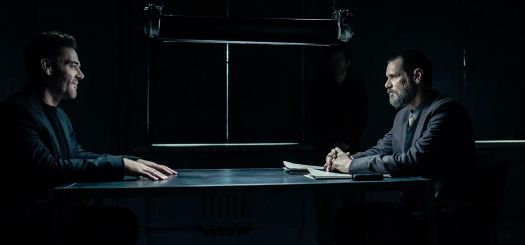 Jim Carrey'li Dark Crimes Filminden İlk Fragman