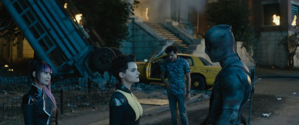 Deadpool 2 Movie Trailer