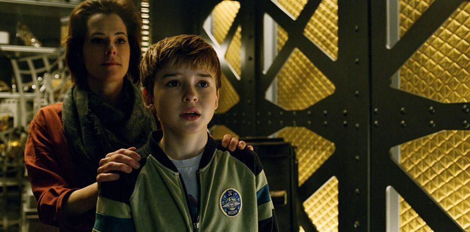 Nasa'da İzlenen Netflix'in Yeni Bilim-Kurgu Yapımı Lost in Space Nedir ve Ne Zaman Yayınlanıyor ?