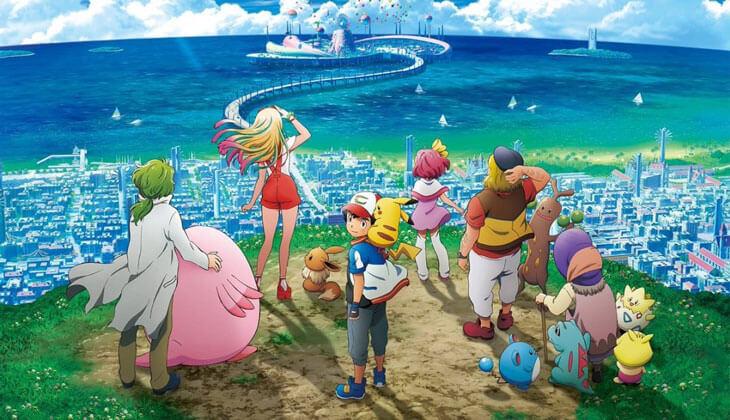 Yeni Pokemon Filmi Pokemon: Everyone's Story'den İlk Fragman