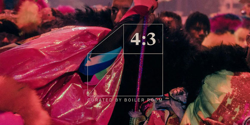 Boiler Room'un Yeni Platformu 4:3 Tanıtıldı