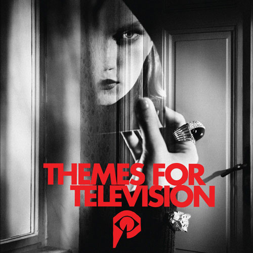 Themes for Television Album COVER
