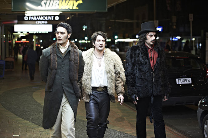 What We Do In The Shadows Dizisi FX