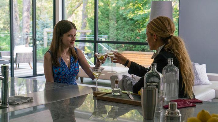Başrolde Blake Lively ve Anna Kendrick'li A Simple Favor Fragmanı Paylaşıldı