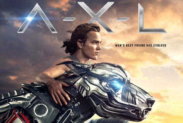 İnsanın En Yakın Arkadaşı Gelişti Sloganlı A.X.L. Filminden İlk Fragman