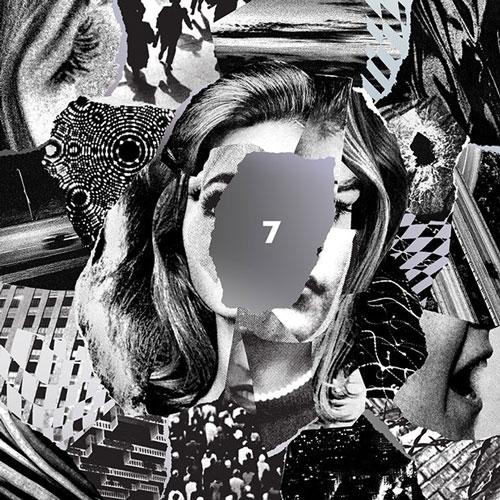 Beach House: 7 Album Cover
