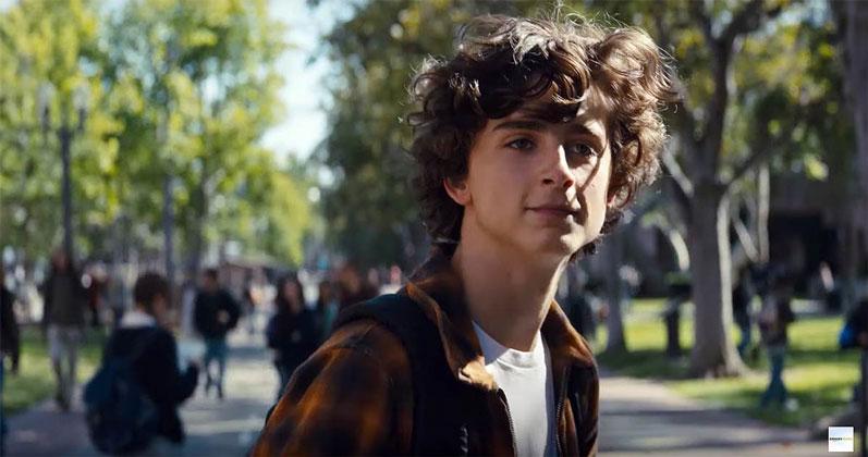 Timothée Chalamet Yeni Filmi Beautiful Boy'dan İlk Teaser