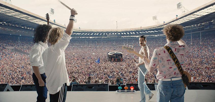 Rami Malek'li Bohamian Rhapsody'den Teaser ve Poster Geldi