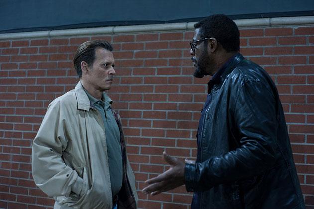 Johnny Depp ve Forest Whitaker'li City of Lies Filminden İlk Fragman