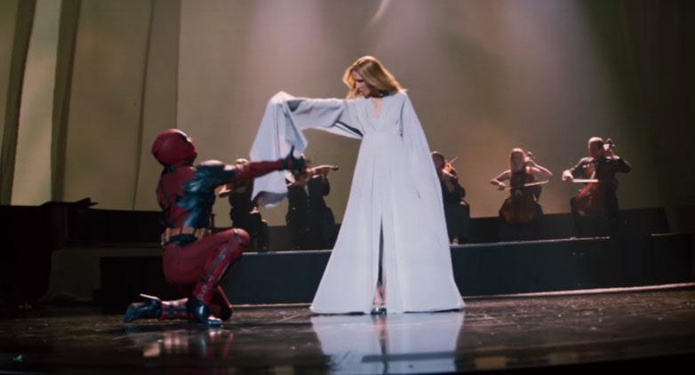 Céline Dion ve Deadpool 2'nin Bulunduğu Ashes Klibi Yayında