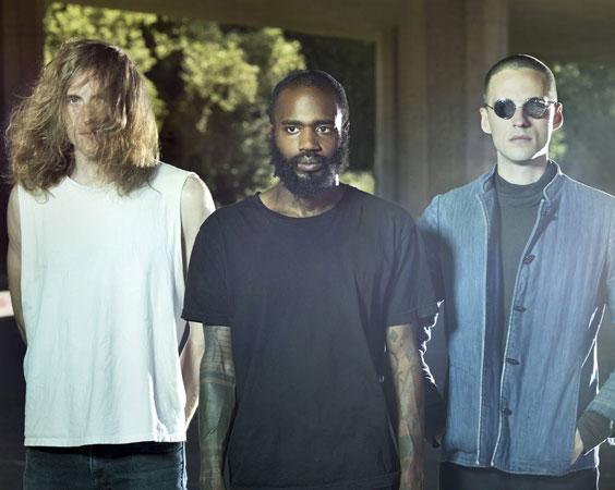 """Hip Hop Grubu Death Grips'in Yeni Şarkısı """"Black Paint""""i Yayınladı"""