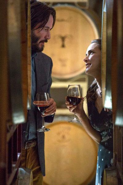 Winona Ryder, Keanu Reeves - Destination Wedding